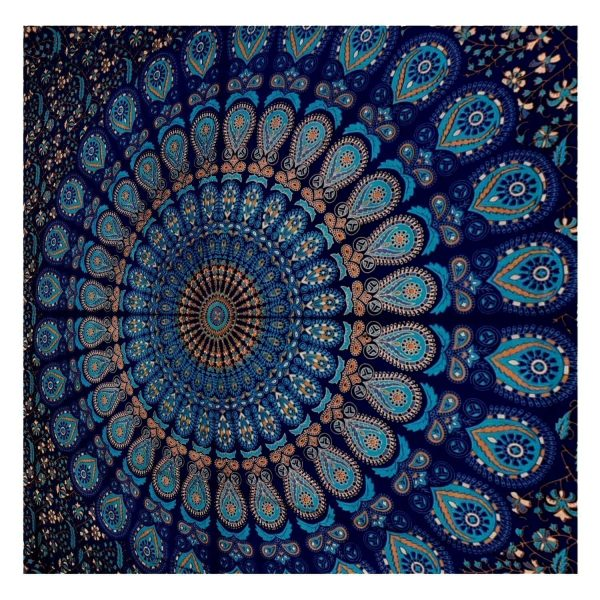 Blue wall Hanging