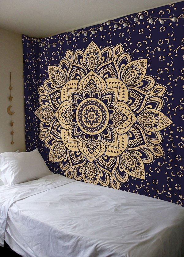 Double Color Ombre Tapestry
